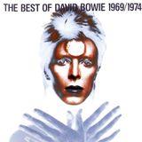 Pochette The Best of David Bowie 1969/1974