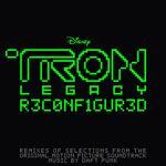 Pochette TRON: Legacy R3CONF1GUR3D (OST)