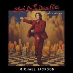 Pochette Blood on the Dance Floor: HIStory in the Mix