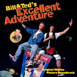 Pochette Bill & Ted's Excellent Adventure: Original Motion Picture Soundtrack (OST)