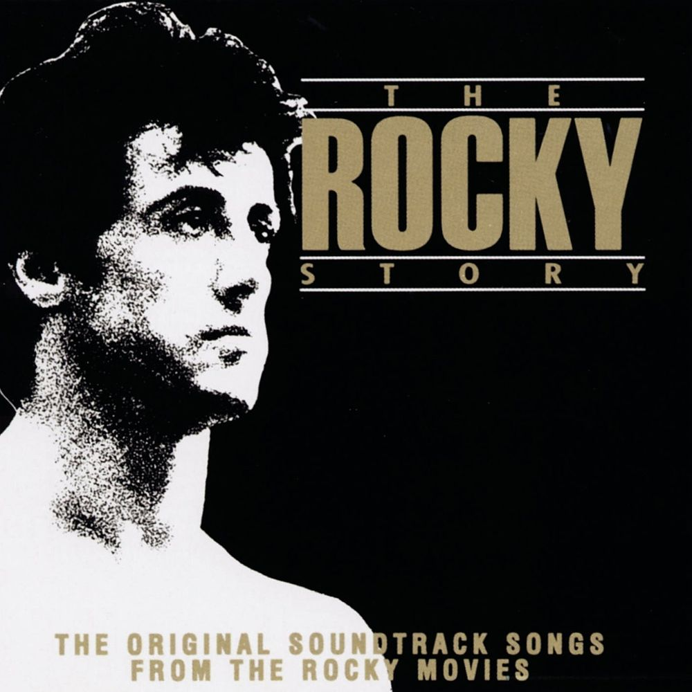 Bill Conti Rocky Original Motion Picture Score