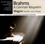 Pochette BBC Music, Volume 21, Number 9: Brahms: A German Requiem / Wagner: Parsifal - Act I Prelude