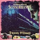 Pochette Edward Scissorhands (OST)