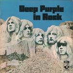 Pochette Deep Purple in Rock