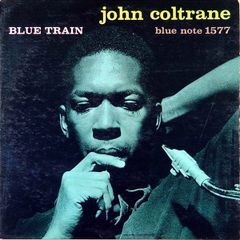 Pochette Blue Train