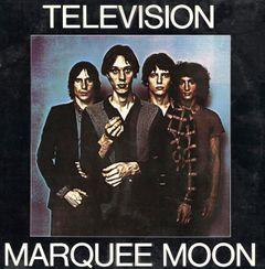 Pochette Marquee Moon