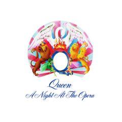 Pochette A Night at the Opera