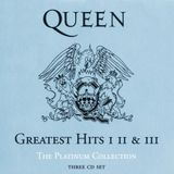 Pochette Greatest Hits I, II & III: The Platinum Collection