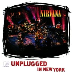 Pochette MTV Unplugged in New York (Live)