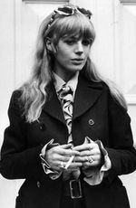 Photo Marianne Faithfull