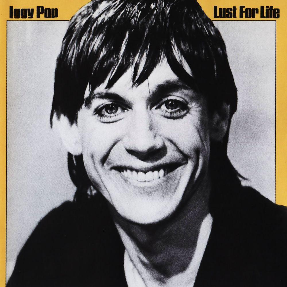 Iggy Pop Album Covers Complete lust for life - iggy pop - senscritique