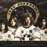 Pochette Early Days: The Best of Led Zeppelin, Volume One