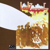 Pochette Led Zeppelin II