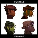 Pochette Demon Days