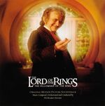Pochette The Lord of the Rings: The Fellowship of the Ring (OST)