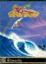 Jaquette Windsurf Willy