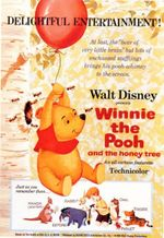 Affiche Winnie l'ourson et l'arbre à miel