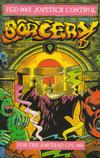 Jaquette Sorcery