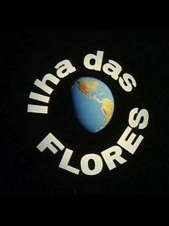 Affiche L'Île aux fleurs