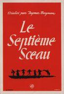 Affiche Le Septième Sceau