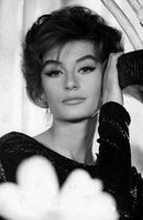 Photo Anouk Aimée