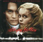 Pochette Sleepy Hollow: Music From the Motion Picture (OST)
