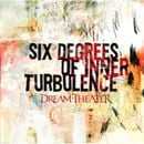 Pochette Six Degrees of Inner Turbulence