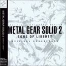 Pochette METAL GEAR SOLID 2 SONS OF LIBERTY ORIGINAL SOUNDTRACK (OST)