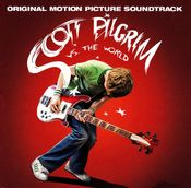 Pochette Scott Pilgrim vs. The World (OST)
