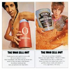 Pochette The Who Sell Out