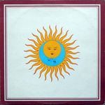 Pochette Larks' Tongues in Aspic