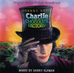 Pochette Charlie and the Chocolate Factory (OST)