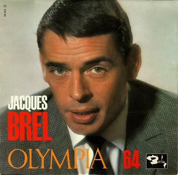 Jacques Brel Olympia 64