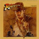 Pochette Raiders of the Lost Ark (OST)