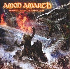 Pochette Twilight of the Thunder God