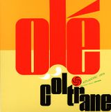 Pochette Olé Coltrane