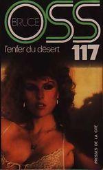 Couverture L'Enfer du désert pour OSS 117