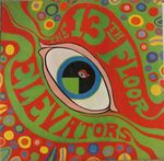 Pochette The Psychedelic Sounds of the 13th Floor Elevators
