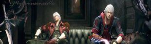 Cover LET'S ROCK BABY! L'Univers Devil May Cry