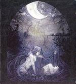 Pochette Écailles de lune