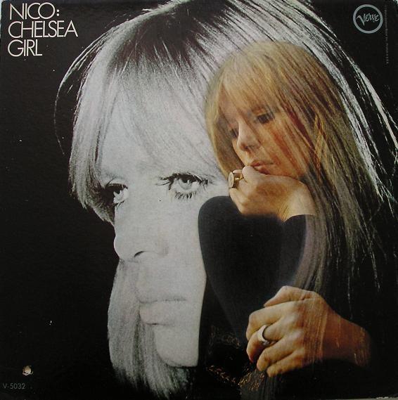 """Résultat de recherche d'images pour """"Nico - Chelsea Girl"""""""