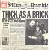 Pochette Thick as a Brick