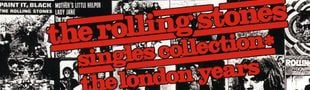 Pochette Singles Collection: The London Years