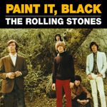 Pochette Paint It Black (Single)