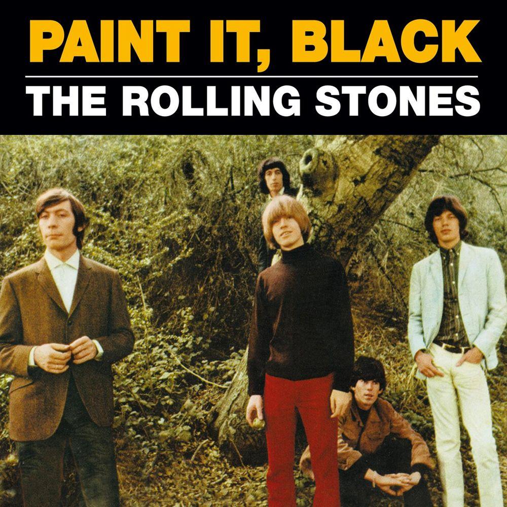 Paint it black single the rolling stones senscritique for The rolling stones paint it black
