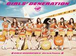 Pochette GIRLS' GENERATION II ~Girls & Peace~