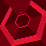 Jaquette Super Hexagon