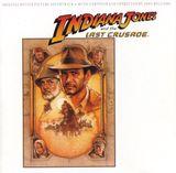Pochette Indiana Jones and the Last Crusade (OST)
