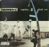 Pochette Regulate… G Funk Era
