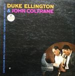 Pochette Duke Ellington & John Coltrane